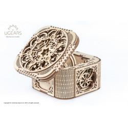 Treasure Box - Mechanical 3D Puzzle