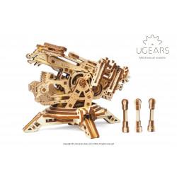 Archballista - Tower - Mechanical 3D Puzzle