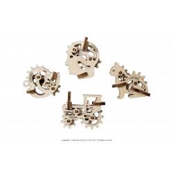 U-Fidget Tribiks - Anti stress 3D Puzzles