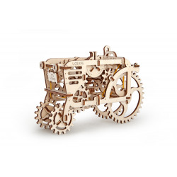 Tractor - Mechanical 3D Puzzle
