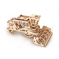 Combine Harvester - Mechanical 3D Puzzle