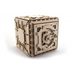 Safe - Mechanical 3D Puzzle