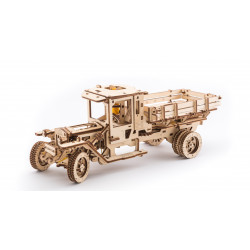UGM 11 Truck - Mechanical 3D Puzzle