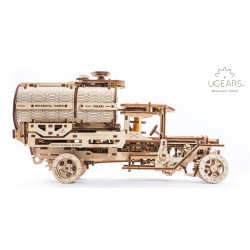 Tanker - Mechanical 3D Puzzle