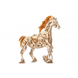 Horse-Mechanoid - Mechanical 3D Puzzle
