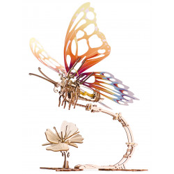 Butterfly - Mechanical 3D Puzzle