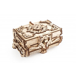 Antique Box - Mechanical 3D Puzzle