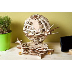 Globus - Mechanical 3D Puzzle