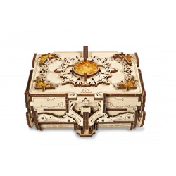 Amber Box - Mechanical 3D Puzzle