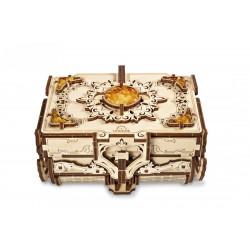 Amber Box - Mechanical 3D Puzzle