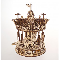 Carousel - Mechanical 3D Puzzle