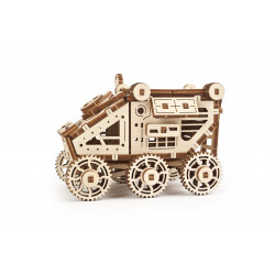 Mars Buggy - Mechanical 3D Puzzle