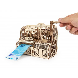 Cash Register - Mechanical 3D Puzzle