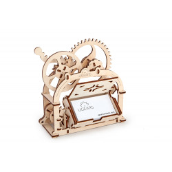 Mechanical Box - Wooden 3D Puzzle