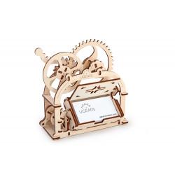 Mechanical Box - Wooden 3D Puzzle